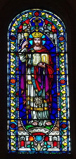 ChristTheKing for post on the Litany of Christ the King