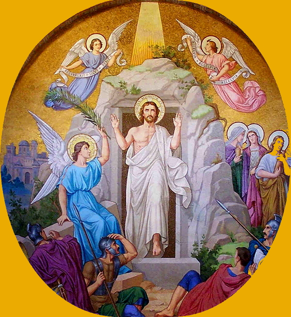 for post on Christ, the Day, is Risen! Alleluia! Alleluia! Alleluia!